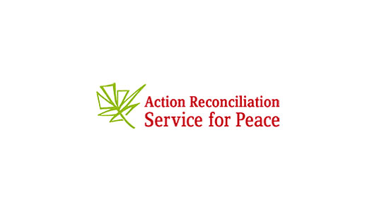 Action Reconciliation Service for Peace logo