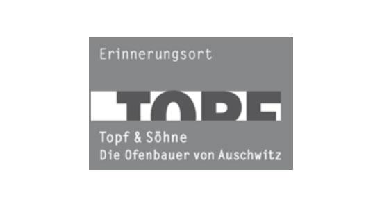 Erinnerungsort Topf and Söhne – Die Ofenbauer von Auschwitz logo
