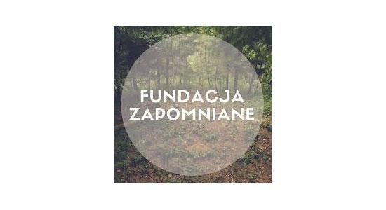 Fundacja Zapomniane logo