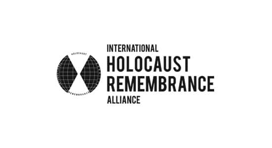International Holocaust Remembrance Alliance (IHRA) logo